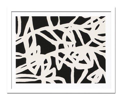 《絵画・抽象画》ニコラ ル ベアン ベニック サン ティトゥル2008(無題2008)