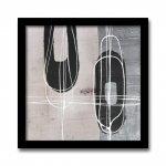 《絵画・抽象画》Jeremy Cangialosi Retro II(レトロ)
