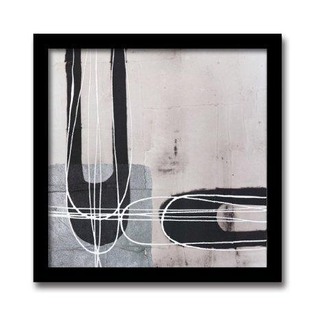 《絵画・抽象画》Jeremy Cangialosi Retro III(レトロ)