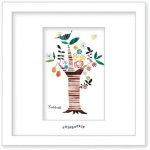 《アートフレーム》Colobockle コロボックル 木(ゆうパケット)