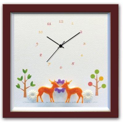 《時計》シカ/BR