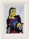 《名画》パブロ ピカソ ドラ マールの肖像(ゆうパケット)