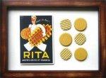 《ビスケットフレーム》Biscuit Series Gaufres Rita(ゴーフル リタ)