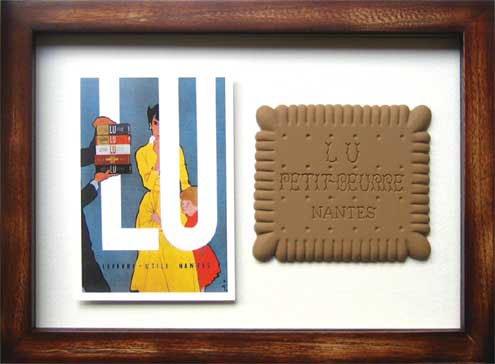 《ビスケットフレーム》Biscuit Series Lefevre-Utile Nantes(ルフェーブル - ユティール ナント)
