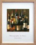 《フレンチ・フォトグラフィー》ボトルス オブ ワイン(ワインボトル)(ゆうパケット)