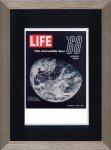 《アートフレーム》LIFE The earth-Cover(ライフ ジ アース カバー(地球(表紙)))(ゆうパケット)