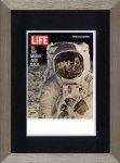 《アートフレーム》LIFE ライフ アーストロナット カバー(宇宙飛行士(表紙))(ゆうパケット)