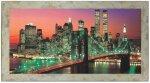 《立体フレーム》3D Poster New York(Wide)(スリーディー ポスター ニューヨーク(ワイド))