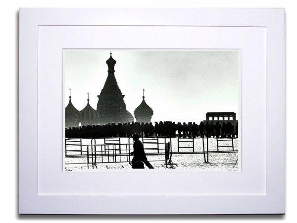 《アートフォトフレーム》モスクワ赤の広場(RedSquare Moscow)〔ドイツ写真家/ガビー・ゾマー〕