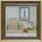 《ミニゲル アートフレーム》 アニー フィスク「ニューヨーク トラベラー」(ゆうパケット)