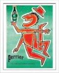 《アートフレーム》サビニャック Perrier