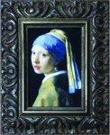 《名画》 フェルメール 青いターバンの少女(ゆうパケット)
