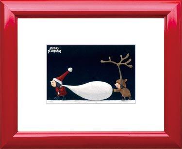 《アートフレーム》武内 祐人 クリスマス限定版1