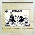 《Disneyフレーム》【ゆうパケット】ビンテージ ディズニー シリーズ Mickey Mouse 9 ミッキーマウス9