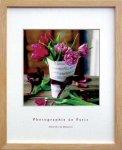 《アートフレーム》【ゆうパケット】フォトグラフィー ド パリ Tulips チューリップ