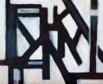 《アートパネル》Clivewa  とある抽象画