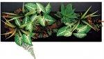 《アートフラワー》ツーウェイ グリーン アート ブラックフレーム・グリーンアレンジC (Lサイズ)