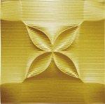 《壁掛け》プラデック ウォール アート フラッシュ (ゴールド)