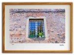 《ジクレー版画》イタリアの小窓 イタリア〔オーロラ風景写真家/堀田東〕