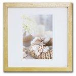 《ジクレー版画》Hemp and Shells Wreath(麻と貝殻のリース)〔竹内陽子〕/リビングを華やかに彩るインテリア。絵画のようなフラワーフォト