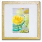 《ジクレー版画》Yellow Roses(イエローローズ)〔竹内陽子〕/リビングを華やかに彩るインテリア。絵画のようなフラワーフォト
