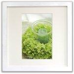 《ジクレー版画》Green Green (グリーングリーン)〔竹内陽子〕/リビングを華やかに彩るインテリア。絵画のようなフラワーフォト