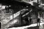 《アートフォト》午後の散歩道(撮影地:ナポリ/イタリア)(レンタル対象)