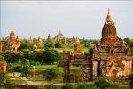 《アートフォト》バガン遺跡(撮影地:ミャンマー)(レンタル対象)