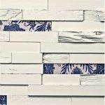 《壁飾り》プラデック ウッド&ファブリック2