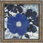 《絵画》【ゆうパケット】ミニゲル アートフレーム アイボ「メディテーション ガーデン1」