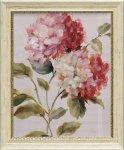 《絵画》リサ オーディット「ハーモニアス ハイドランジア リネン」