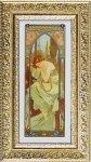 《絵画》アルフォンス ミュシャ「夜の安らぎ」