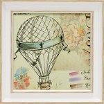 《絵画》【ゆうパケット】ミニゲル アートフレーム アンジェラ スターリング「バルーン スケッチブック」