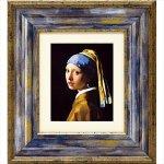 《絵画》フェルメール「青いターバンの少女」