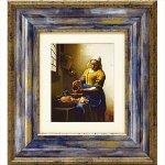 《絵画》フェルメール「牛乳を注ぐ女」