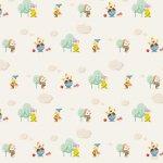 《キャンバスアート》Disney ディズニー キャンバスパネル 50角 パターン白雪姫のこびと