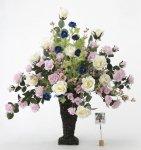 《アートフラワー 造花》プラージュカラー〔テーブルタイプ〕
