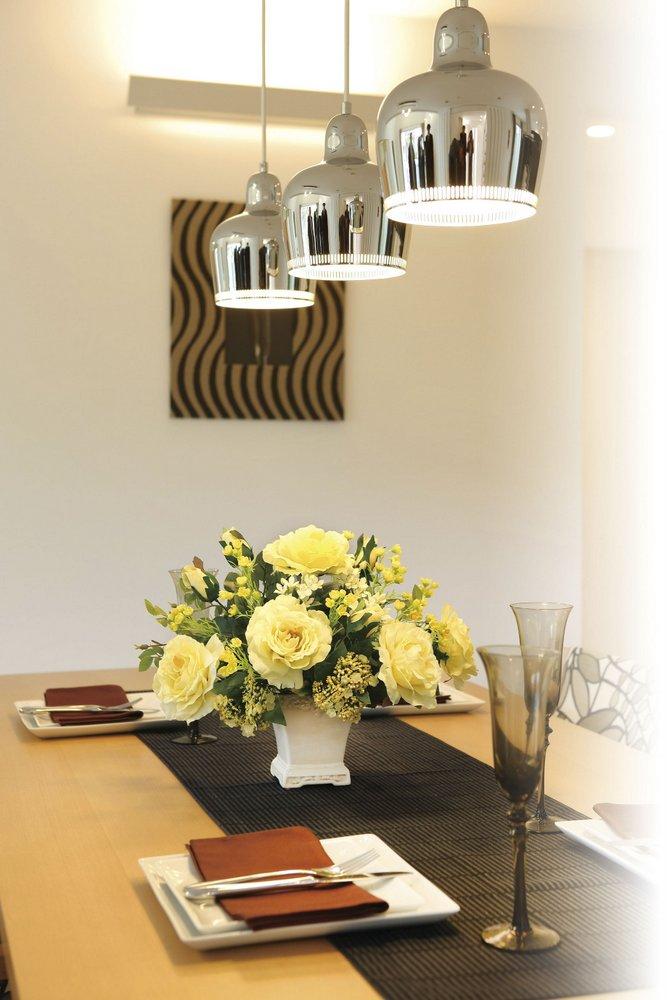 《アートフラワー 造花》シンシア〔テーブルタイプ〕