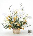 《アートフラワー 造花》カレンファレノ〔テーブルタイプ〕