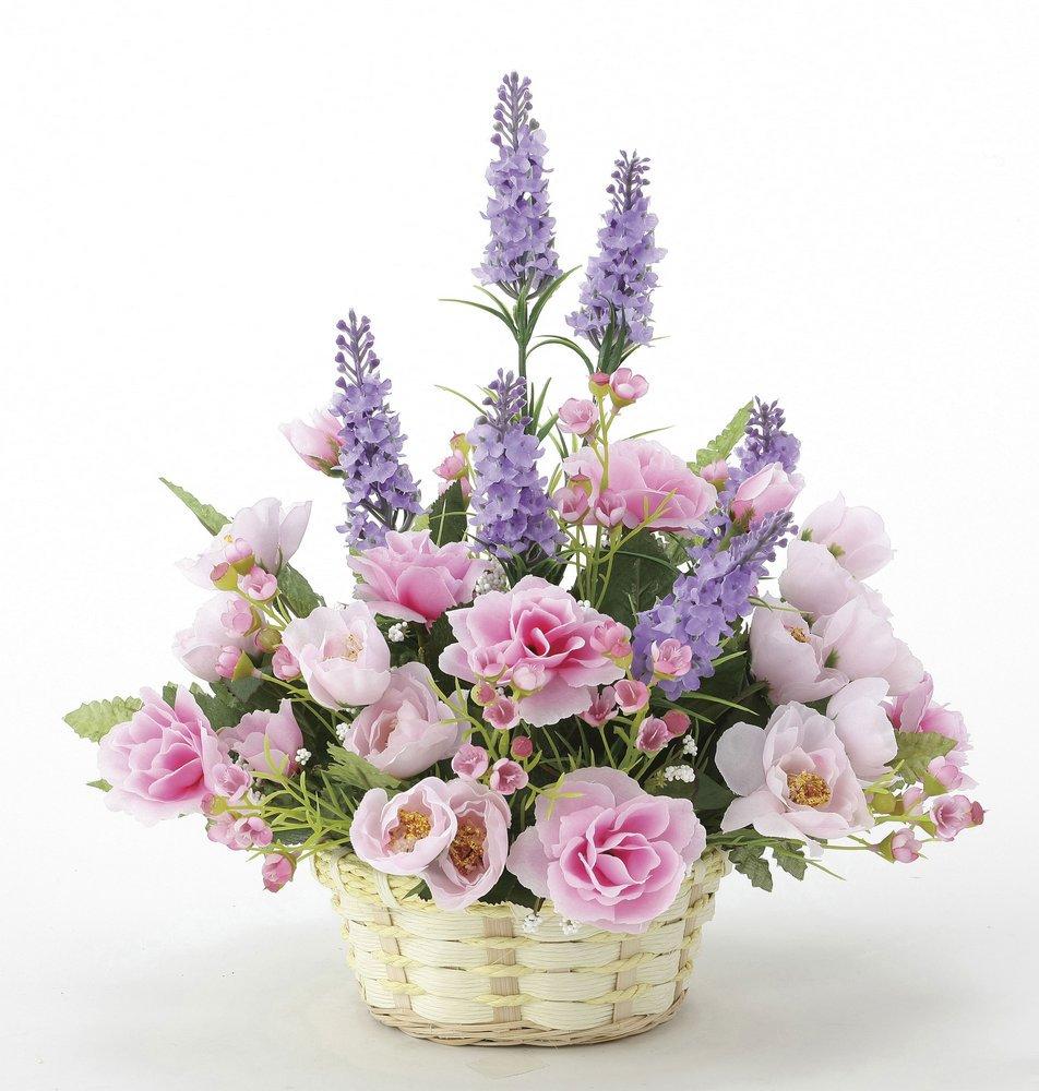 《アートフラワー 造花》アニー〔ミニタイプ〕