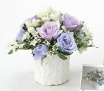 《アートフラワー 造花》スイートムーン〔ミニタイプ〕