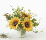 《アートフラワー 造花》プティサンフラワー〔ミニタイプ〕