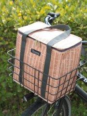 バカンスクーラー 自転車かごバッグ パニエ