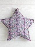 Numero 74 Star Cushions Pattern (ヌメロ スタークッション パターン)Purple