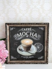 コーヒー ハウス カフェ モカ チャド バレット