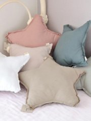 Numero 74 Star Cushions Pastel M (ヌメロ スタークッション パステル)6色