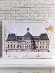 アートパネル ・CHATEAU DE VAUX-LE-VICOMTE
