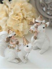 フェアリー&アニマル リス・ウサギ