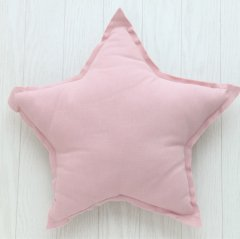 Numero 74 Star Cushions Pastel S (ヌメロ スタークッション パステル) Dusty Pink