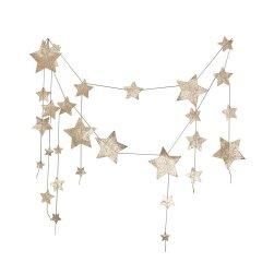 Numero 74 Falling Star Garland Gold (ヌメロ スターガーランド ゴールド)